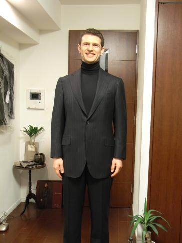特殊体型 スーツ