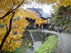 山寺風景1
