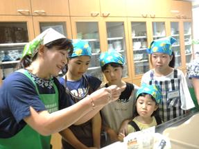 料理教室 住郷