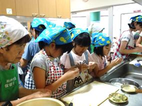 料理教室 住郷2