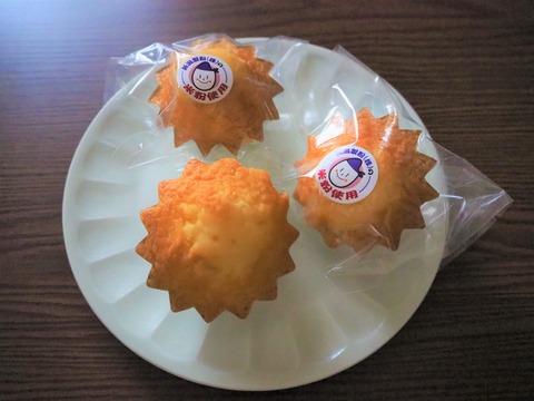 マサヤ菓子舗 米粉入りマドレーヌR2.7月