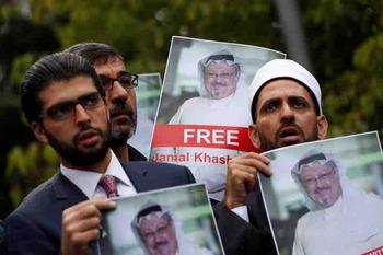 【速報】 イスタンブールのサウジアラビア総領事館で失踪したジャーナリストジャマル・カショギ氏の殺害をサウジ政府が認める