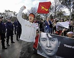 ミャンマー向け『民主化ラジオ』 豪、ビルマ語放送計画