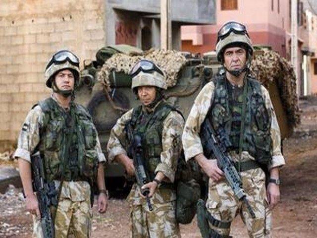 米英軍のイラク戦争での戦争犯罪...