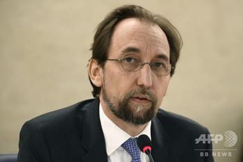ヘイトスピーチに加担するファイスブックを激しく批判する国連人権高等弁務官