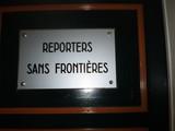 2009年報道の自由ランキング(国境なき記者団より)