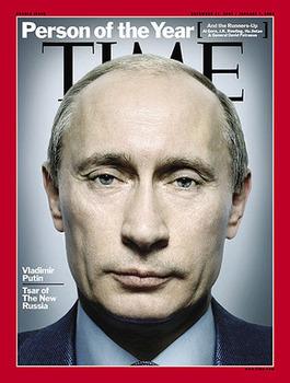 プーチン首相が民主化に貢献??