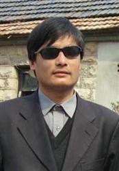 中国政府に陳光誠氏の保護を求めるヒューマン・ライツ・ウオッチのプレスリリース