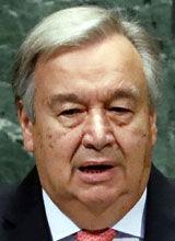 南北・米朝融和も重要だが人権問題も必須であると国連事務総長が言及
