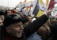 アラブの春がロシアに波及か??