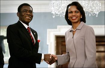 汚職と人権侵害にまみれた赤道ギニア大統領、ユネスコ賞の危機