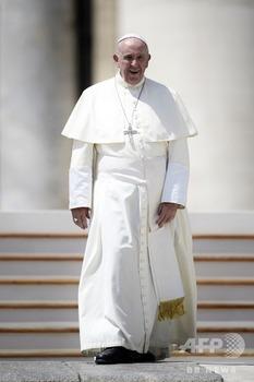 カトリック教会最大のタブーに挑むフランシス法王