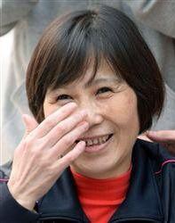 中国での迫害を受ける女性人権活動家