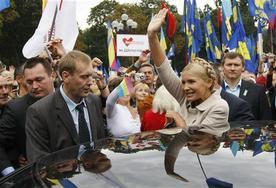 【インタビュー】欧米はウクライナ大統領の横暴を看過=ティモシェンコ氏