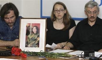 ジャナーリストが殺害される報道の自由が保障されないロシア