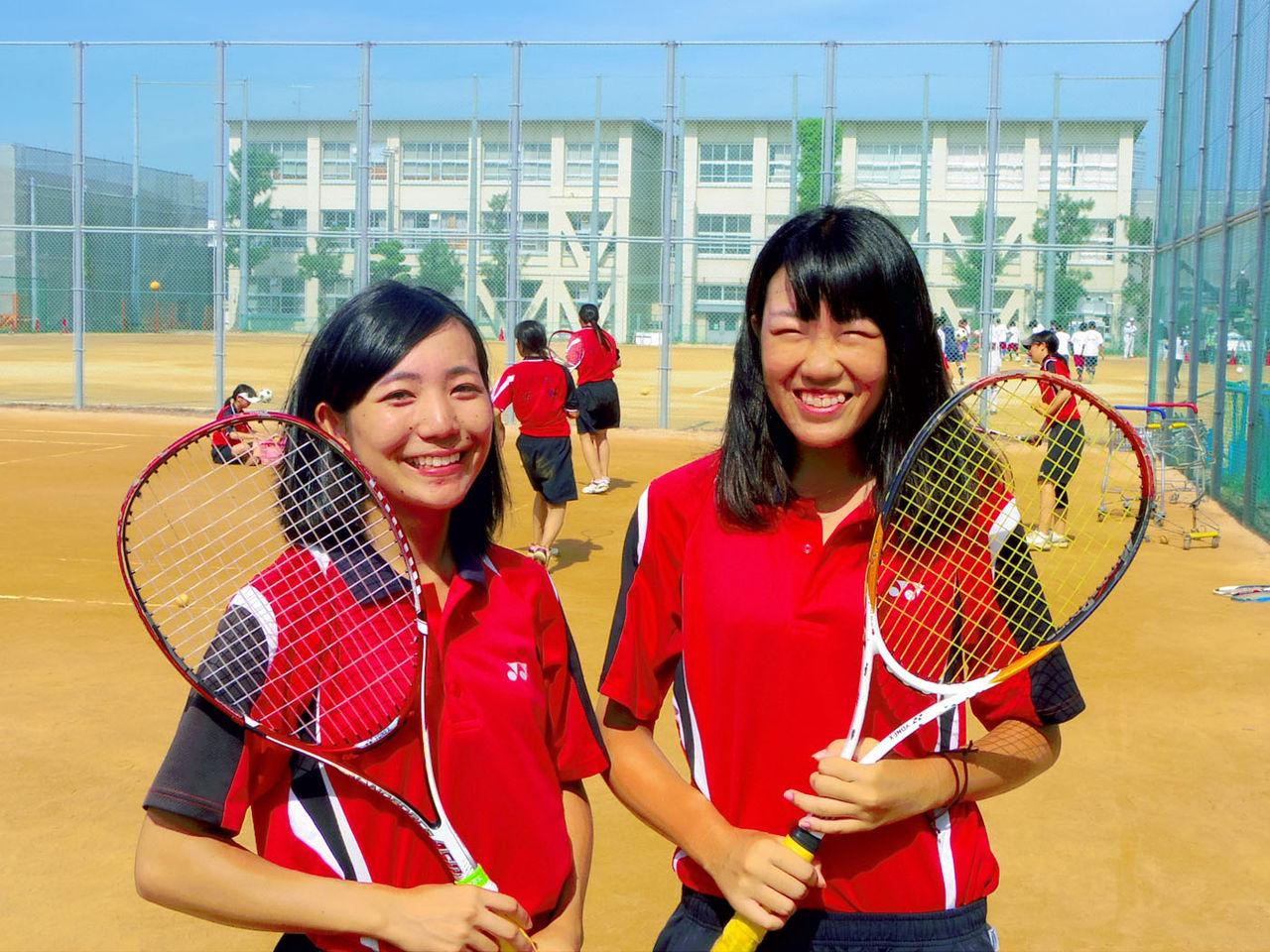 ソフトテニスの画像 p1_31