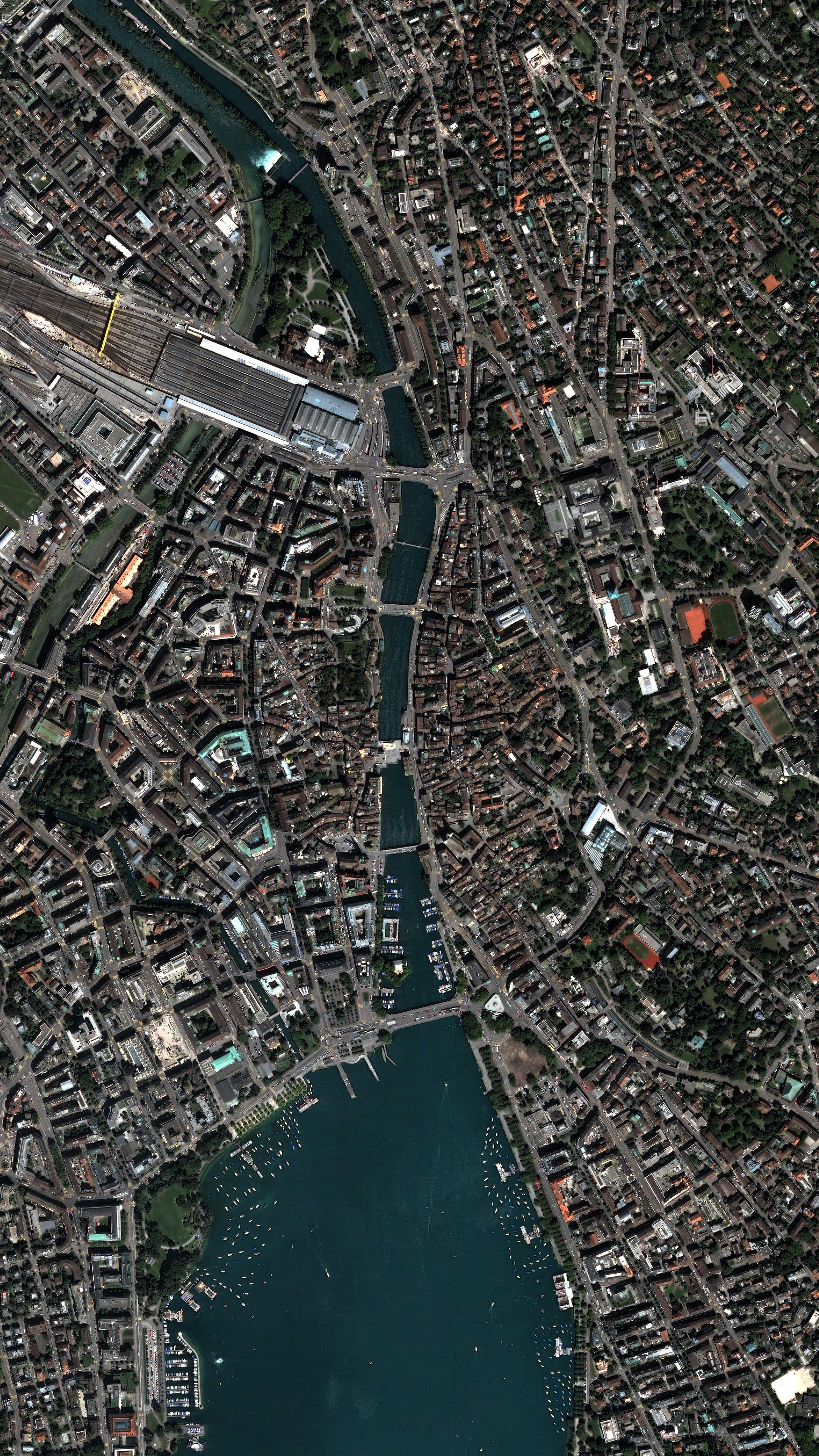 Maps Android Centrer Sur Ville