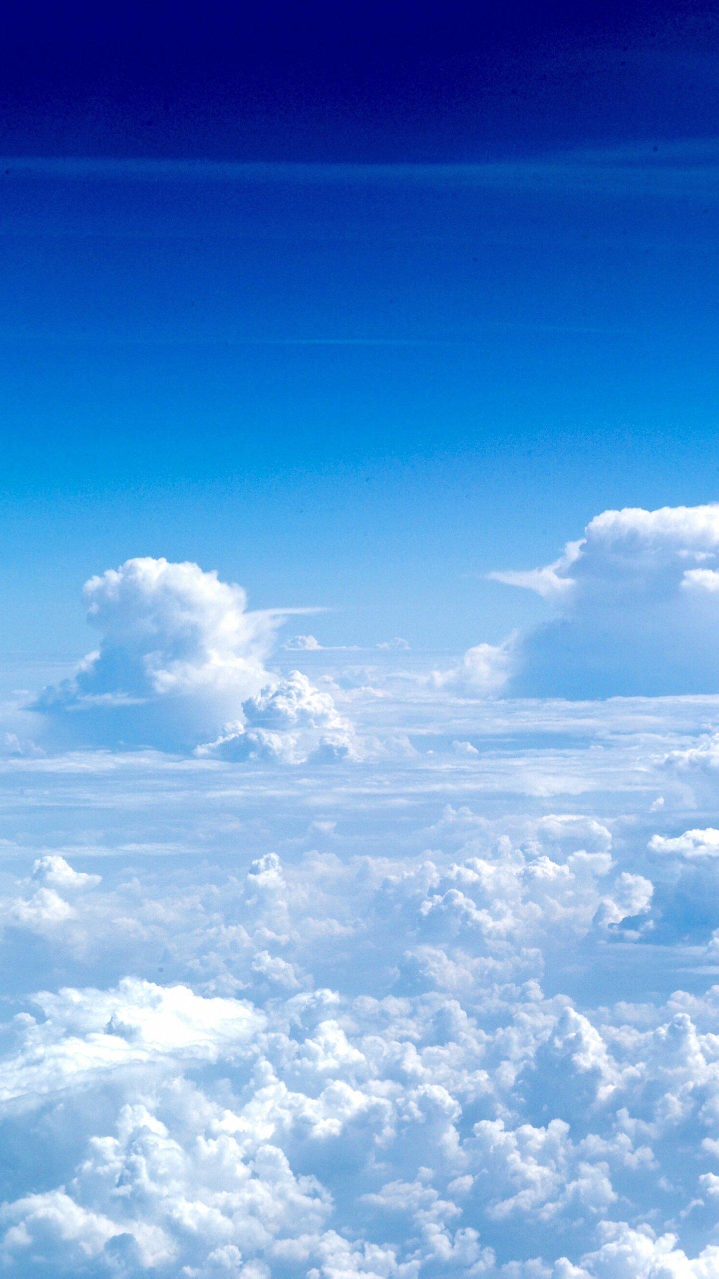 空と雲 19枚 スマホ壁紙 待受 2560 1440 縦長wqhd Android