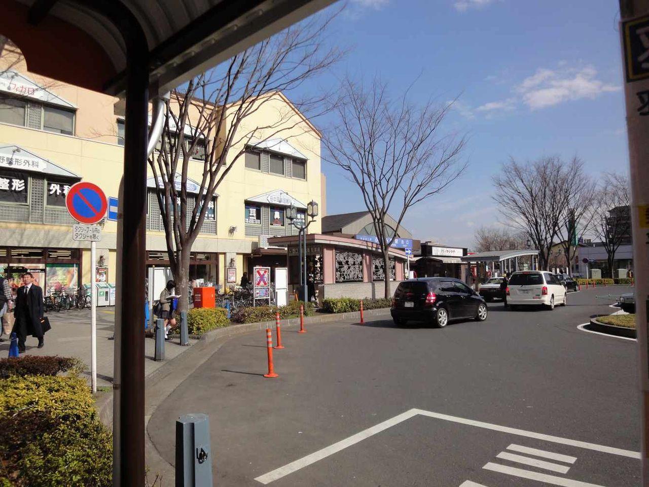 ふじみ野 羽田 バス
