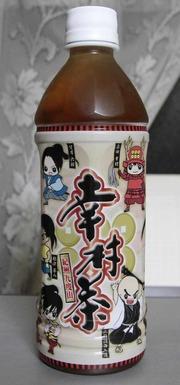 今日の飲み物 真田十勇士が勢ぞろいの「幸村茶」