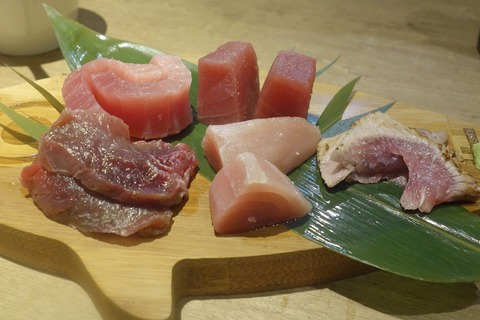 神田で漁師直送のまぐろが楽しめる「ヒガシノマグロ」まとめページ