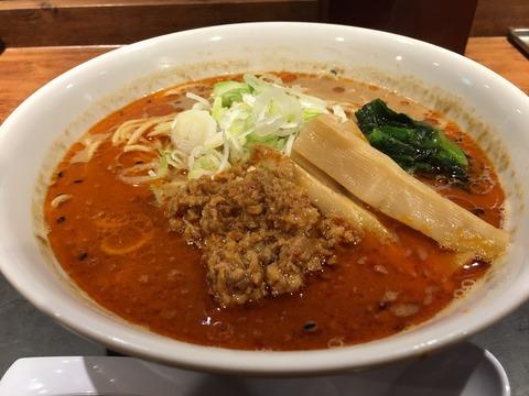 たまに行くならこんな店 上野エキソトで六厘舎系の美味しさが楽しめる「舎鈴アトレ上野店」で、辛味たっぷり担々麺を食べてきました