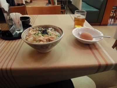 たまに行くならこんな店 空港食堂(鹿児島空港内)(2回目)