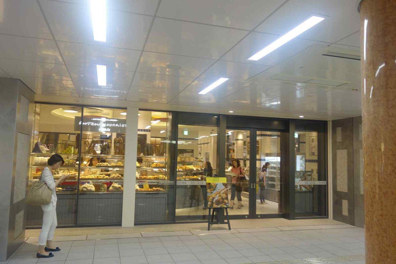 たまに行くならこんな店 更に出来るようになっていた「ゴントラン・シェリエ日本橋店」に再来訪して色々とパンを楽しんできました
