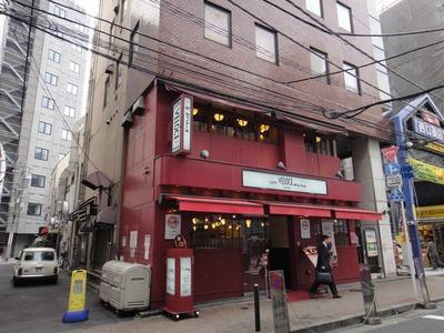 たまに行くならこんな店 神田西口商店街の中央付近にある「カフェ・ベローチェ 神田店 アイス抹茶オーレ編」