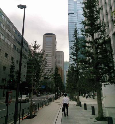 たまに行くならこんな店 高層ビルが林立する大手町で日本一美味しいミートソースが食せるらしい「トスカーナ大手町フィナンシャルタワー店」は昼は生パスタ!夜はジビエが楽しめます