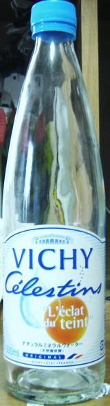 今日の水 VICHY