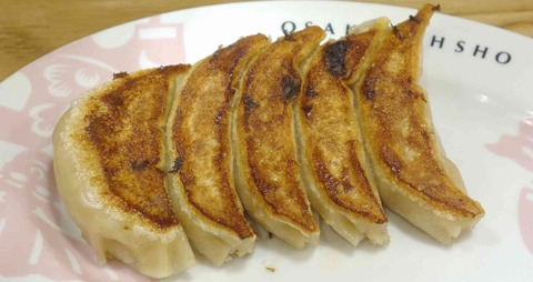 たまに行くならこんな店 オシャレスポット「大阪王将代官山店」でハンガリーの食べられる国宝マンガリッツァ豚を使った香り味良しな「絶品国宝豚餃子」を喰らってきました