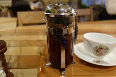 ハワイ系コーヒチェーン「ホノルルコーヒー赤坂見附店」まとめページ