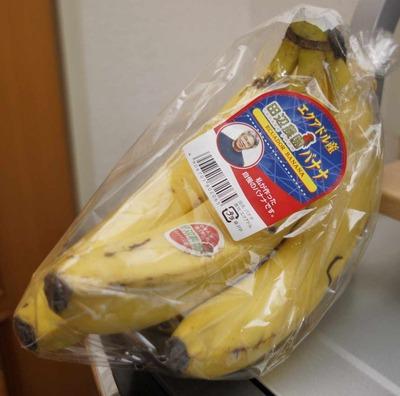 たまに買うならこんな商品 台湾バナナの旬が過ぎた後はちょっぴり珍しい「エクアドル産バナナ」田辺農園謹製