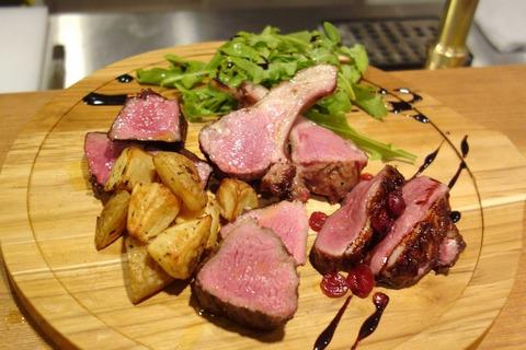 たまに行くならこんな店 中目黒の地で肉々しい肉イタリアンを楽しむなら「オステリアカステリーナ」一推しです