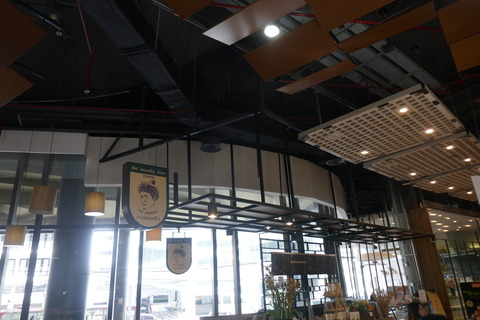 たまに行くならこんな店 BTSスクムウィット線エカマイ駅チカな「Doi Chaang Coffee Ekamai」で、あまーい!タイ式なアメリカーノを飲み干す!