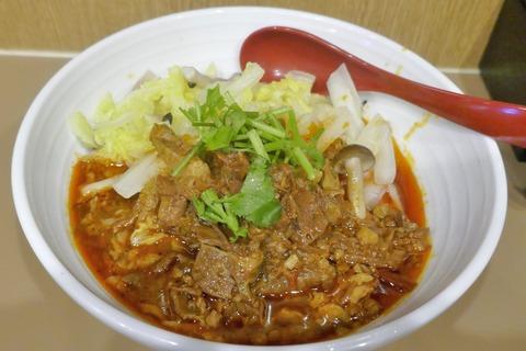 東京都中央区で陝西省西安名物のBiangbiang麺が楽しめる「秦唐記」まとめページ