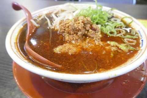 たまに行くならこんな店 アキバで京都の味が楽しめる「新福菜館 秋葉原店」限定メニューの「旨辛ミンチそば」は、台湾ラーメンなみに激辛でビックリでした!