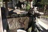 成田山近くの水飲み場2