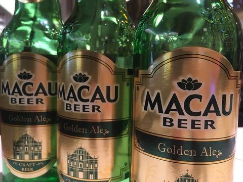 マカオのビール