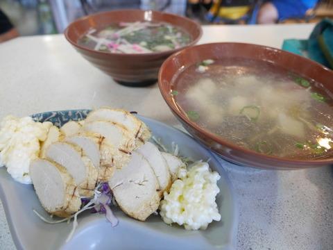 緑島の食べ物