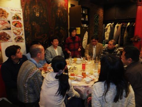 台湾研究フォーラム26年度忘年会 036