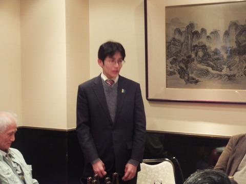 台湾研究フォーラム27年忘年会 006