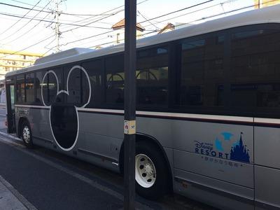 s-ディズニーバス