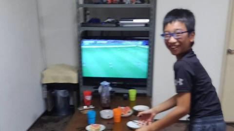 霧島市長旗杯_ホームステイ (8)