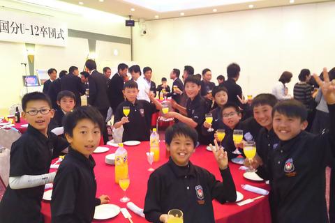 卒団式 (7)