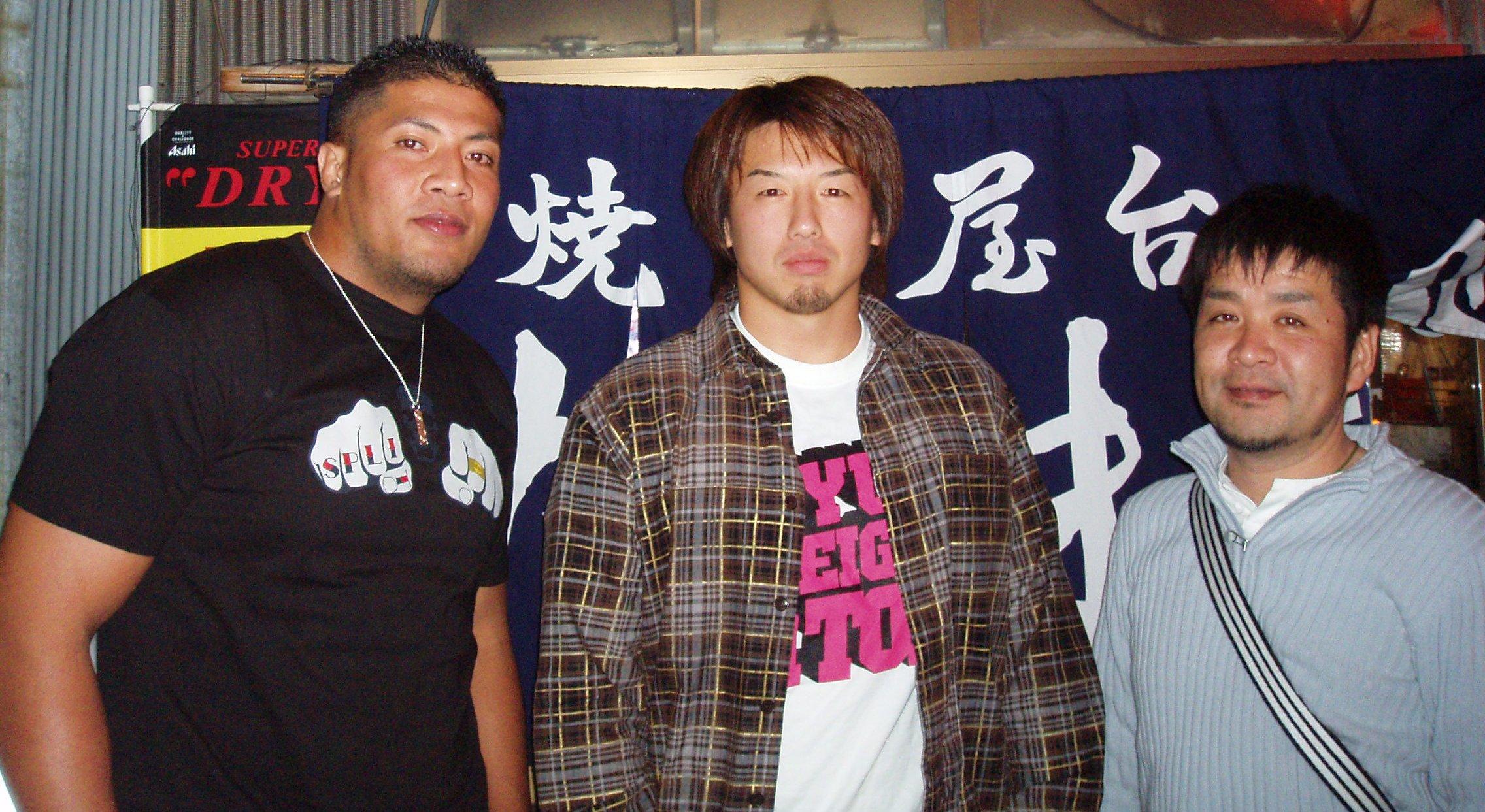 炭火焼肉屋台 たじま屋:2008年04...