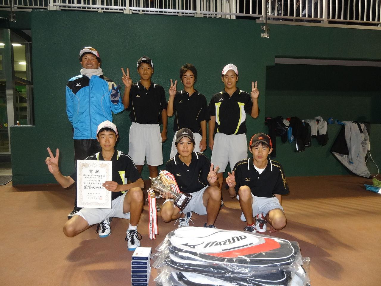 テニスと甘納豆のタジマヤblog
