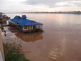 メコン河の色