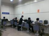 品川駅のモバイルコーナー超人気